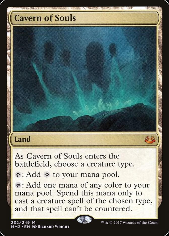 Cavern of Souls [MM3]