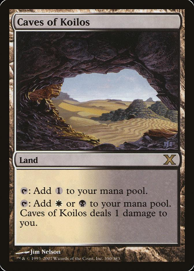 Caves of Koilos [10E]