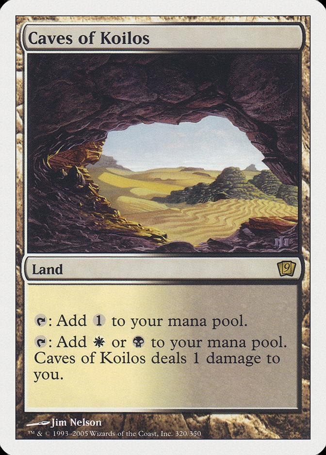 Caves of Koilos [9ED]