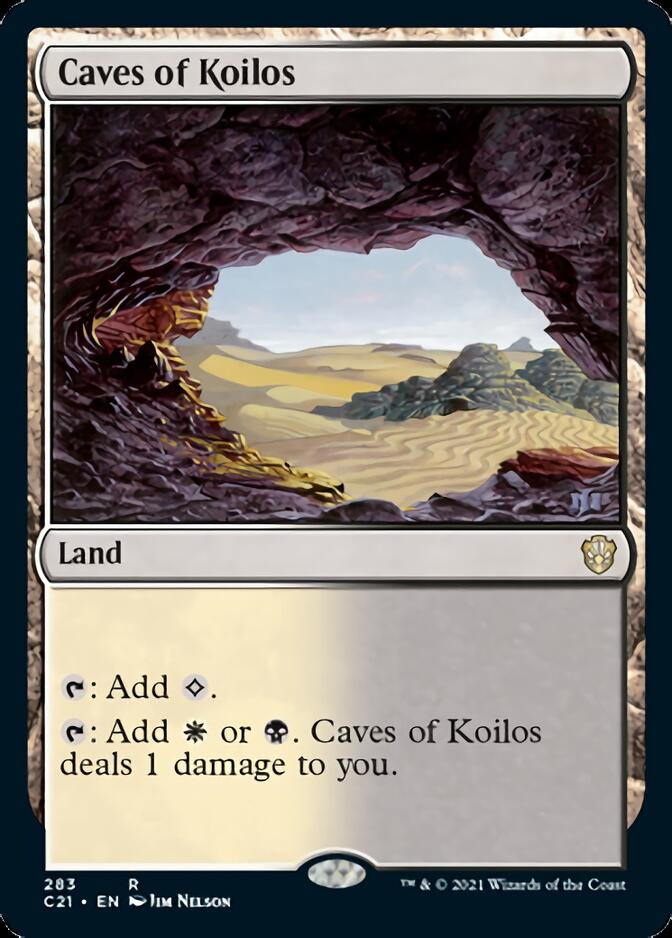 Caves of Koilos [C21]