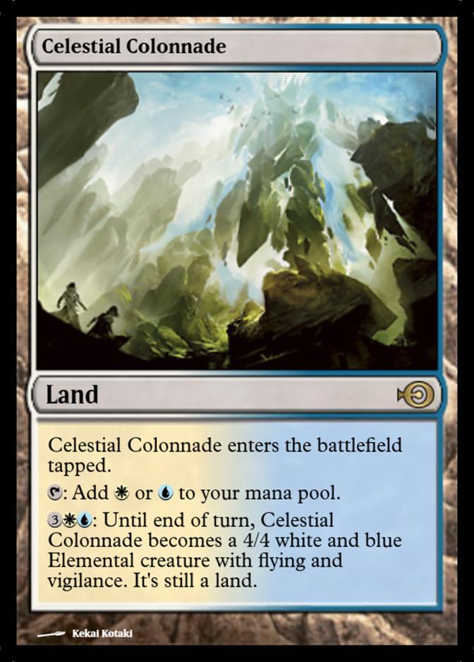Celestial Colonnade [PRM] (F)