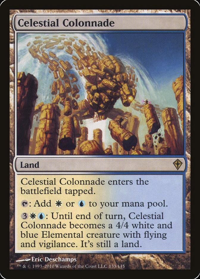 Celestial Colonnade [WWK]