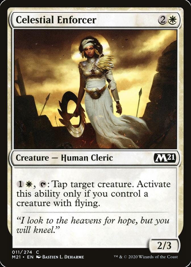 Celestial Enforcer [M21]
