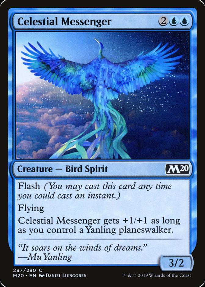 Celestial Messenger [M20]
