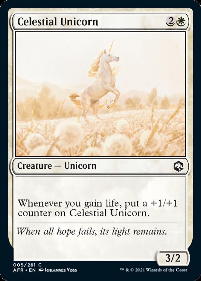 Celestial Unicorn [AFR]