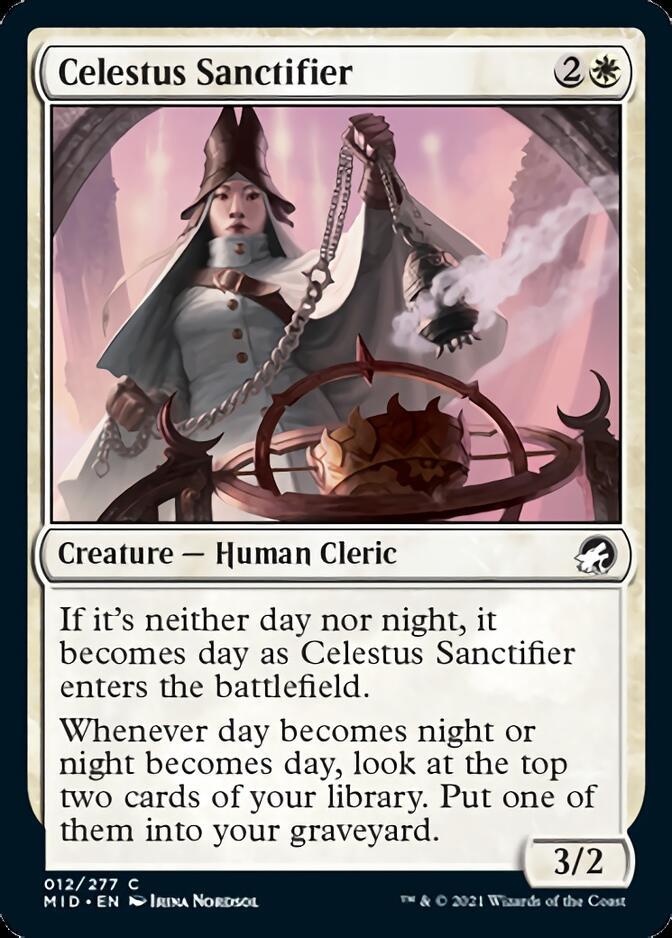 Celestus Sanctifier [MID]