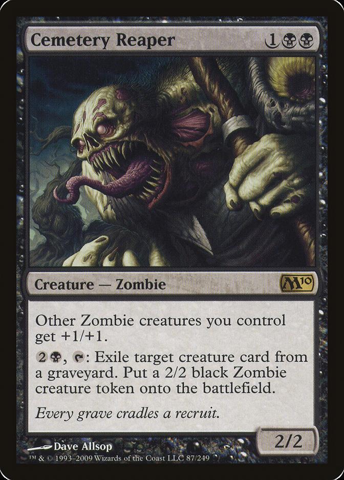 Cemetery Reaper [M10]