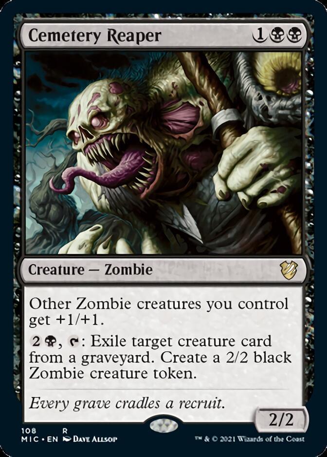 Cemetery Reaper [MIC]