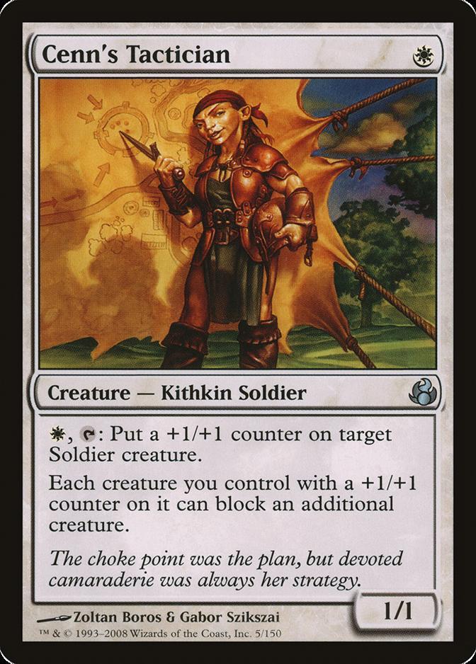 Cenn's Tactician [MOR]