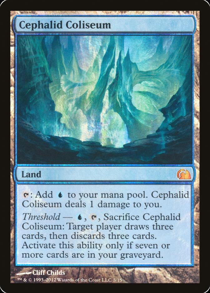 Cephalid Coliseum [V12] (F)