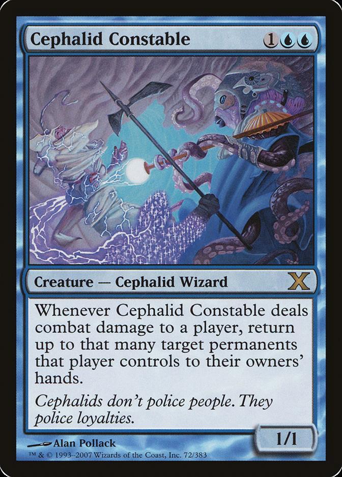 Cephalid Constable [10E]