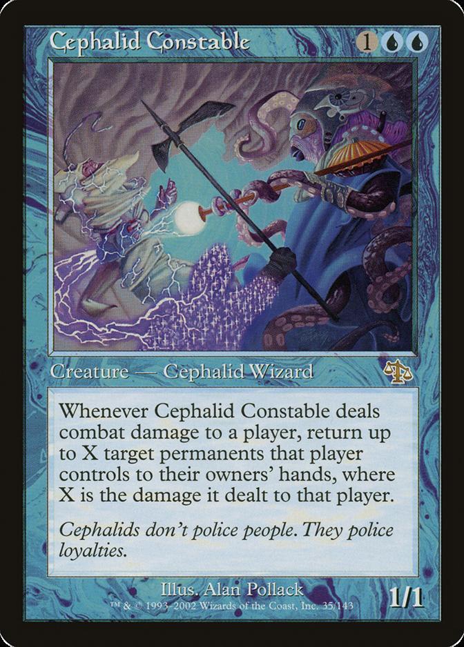 Cephalid Constable [JUD]