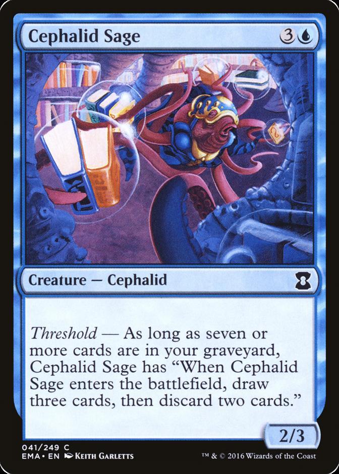 Cephalid Sage [EMA]