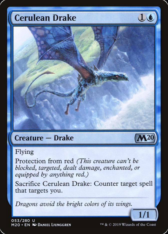 Cerulean Drake [M20]
