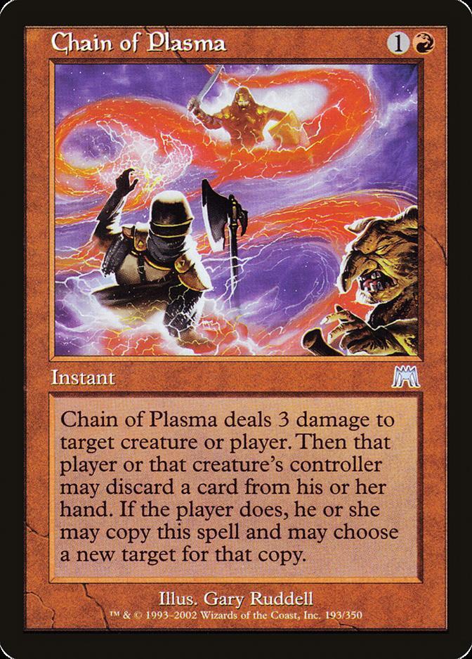 Chain of Plasma [ONS]