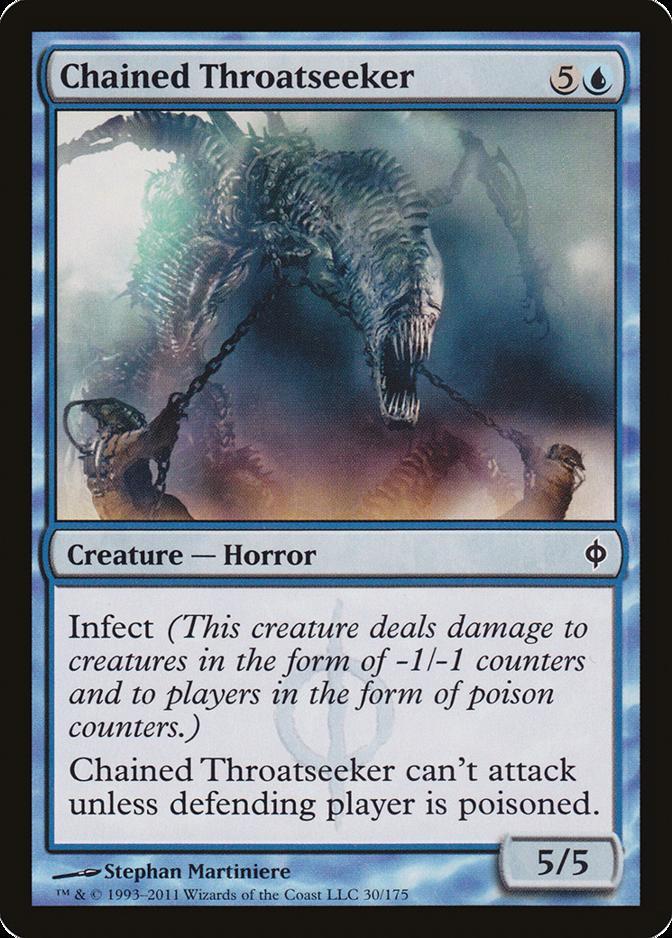 Chained Throatseeker [NPH]