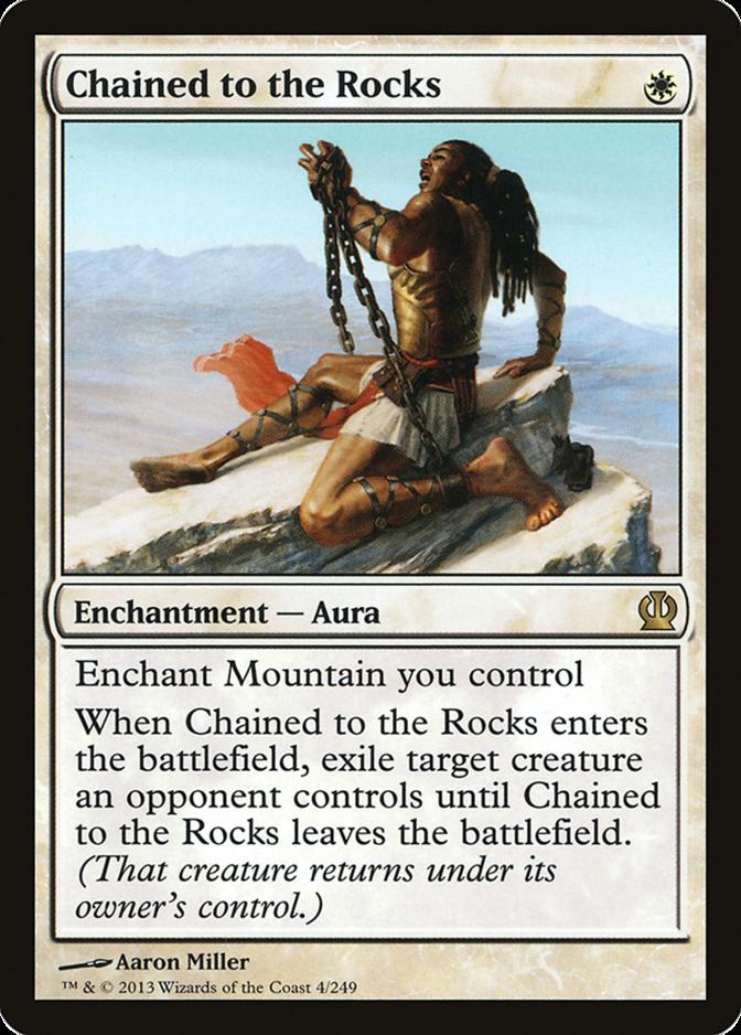 Chained to the Rocks [THS]