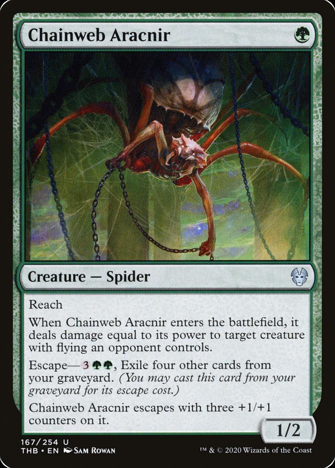 Chainweb Aracnir [THB]