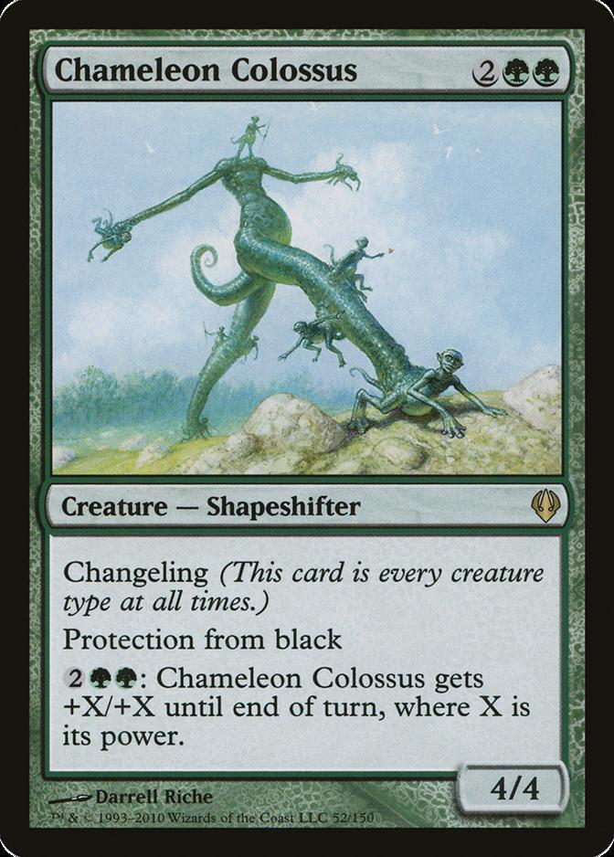 Chameleon Colossus [ARC]