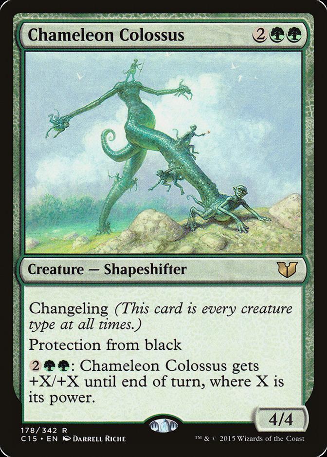 Chameleon Colossus [C15]