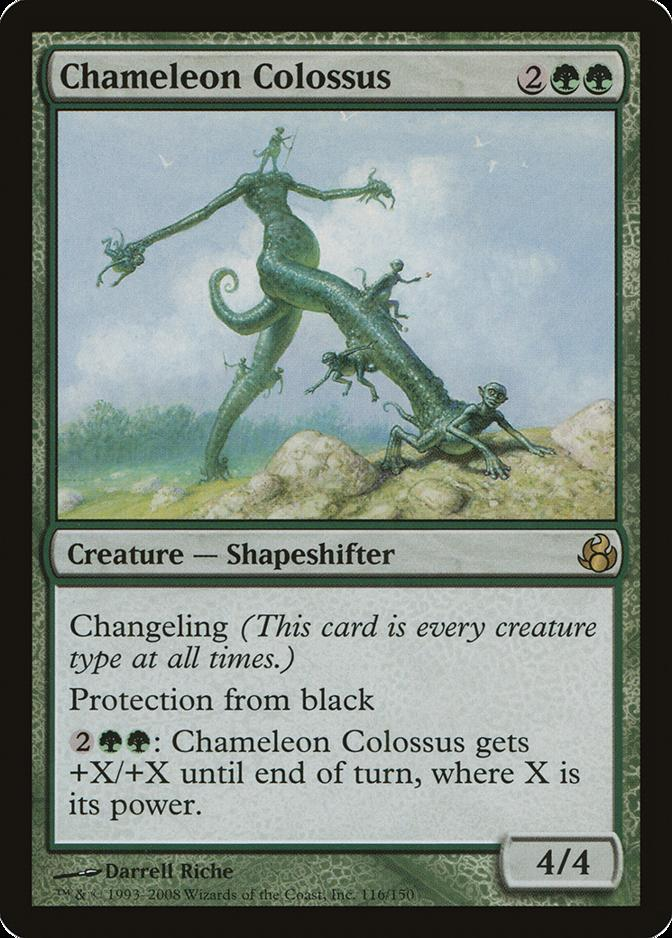 Chameleon Colossus [MOR]