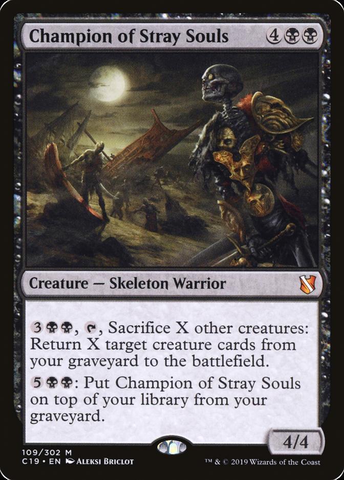 Champion of Stray Souls [C19]