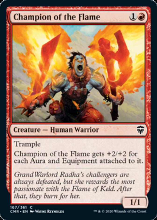 Champion of the Flame [CMR]