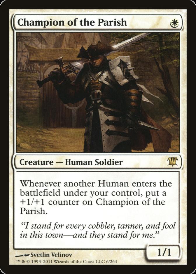 Champion of the Parish [ISD] (F)