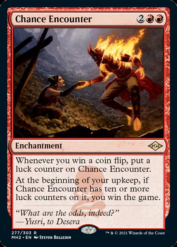 Chance Encounter [MH2]