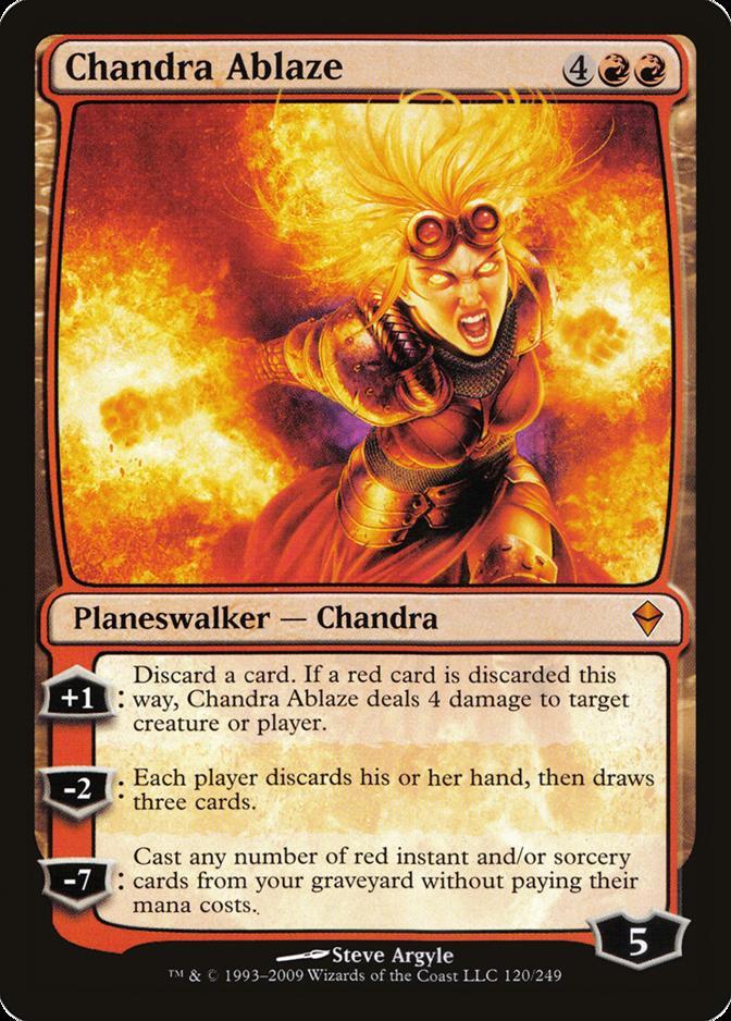 Chandra Ablaze [ZEN]