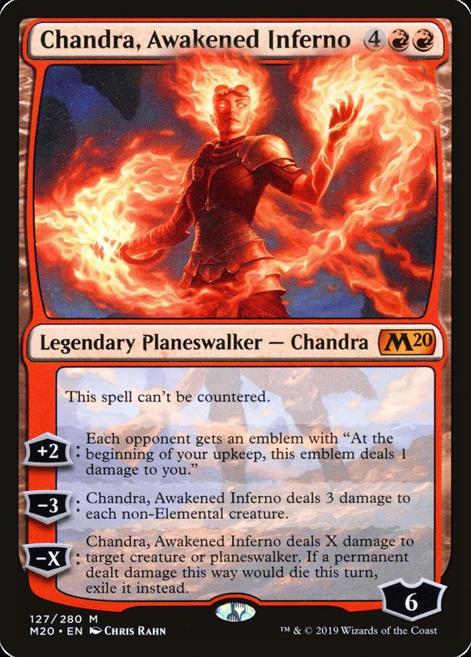 Chandra, Awakened Inferno [M20]