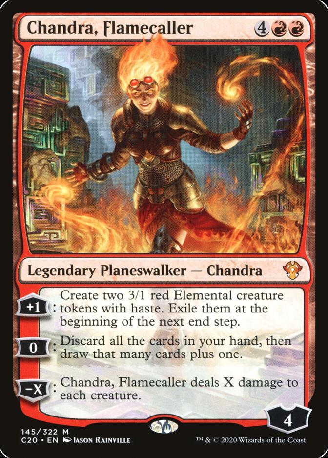 Chandra, Flamecaller [C20]