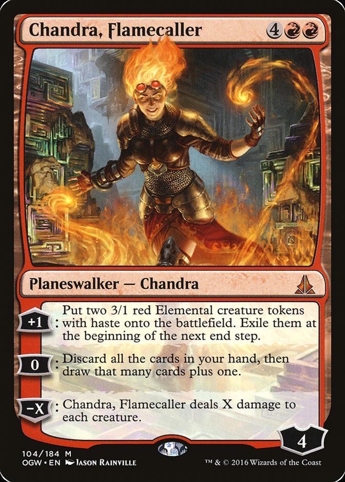 Chandra, Flamecaller [OGW] (F)