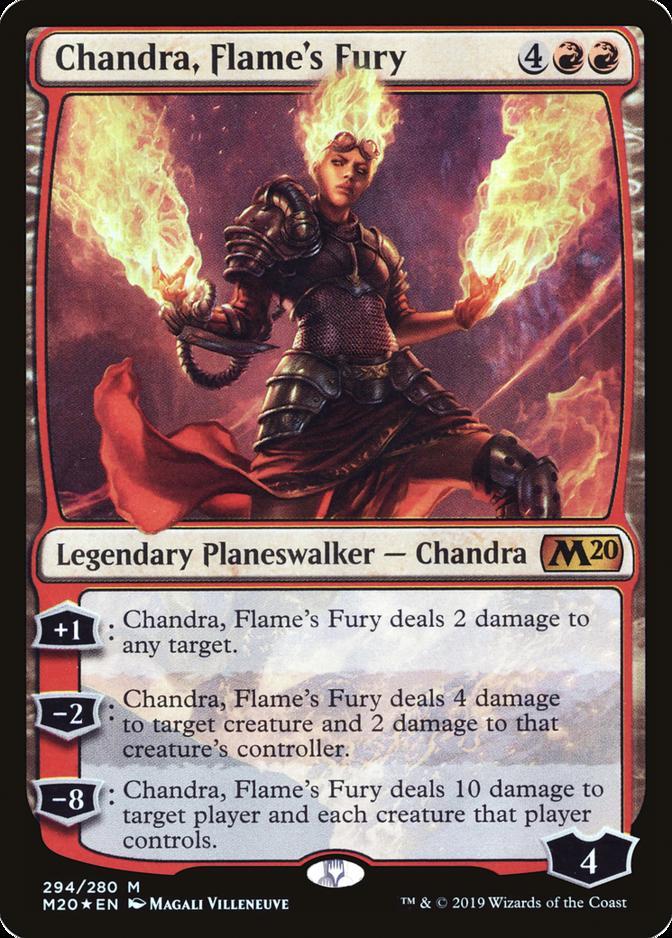 Chandra, Flame's Fury [M20]