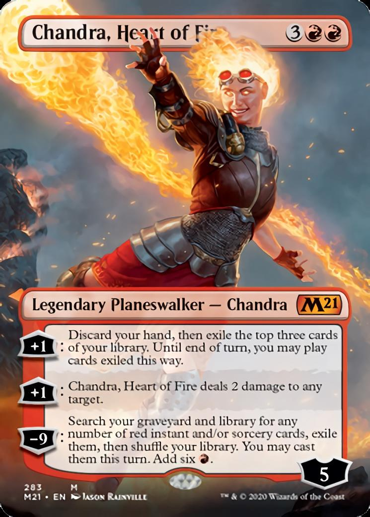 Chandra, Heart of Fire <283> [PM21]