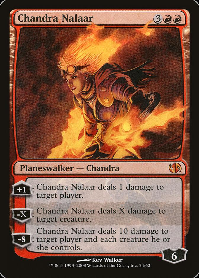 Chandra Nalaar [DD2] (F)