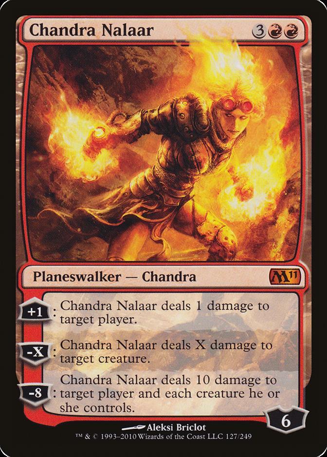 Chandra Nalaar [M11] (F)