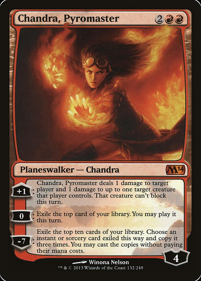 Chandra, Pyromaster [M14]