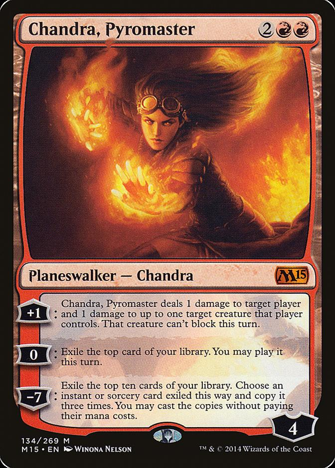 Chandra, Pyromaster [M15]