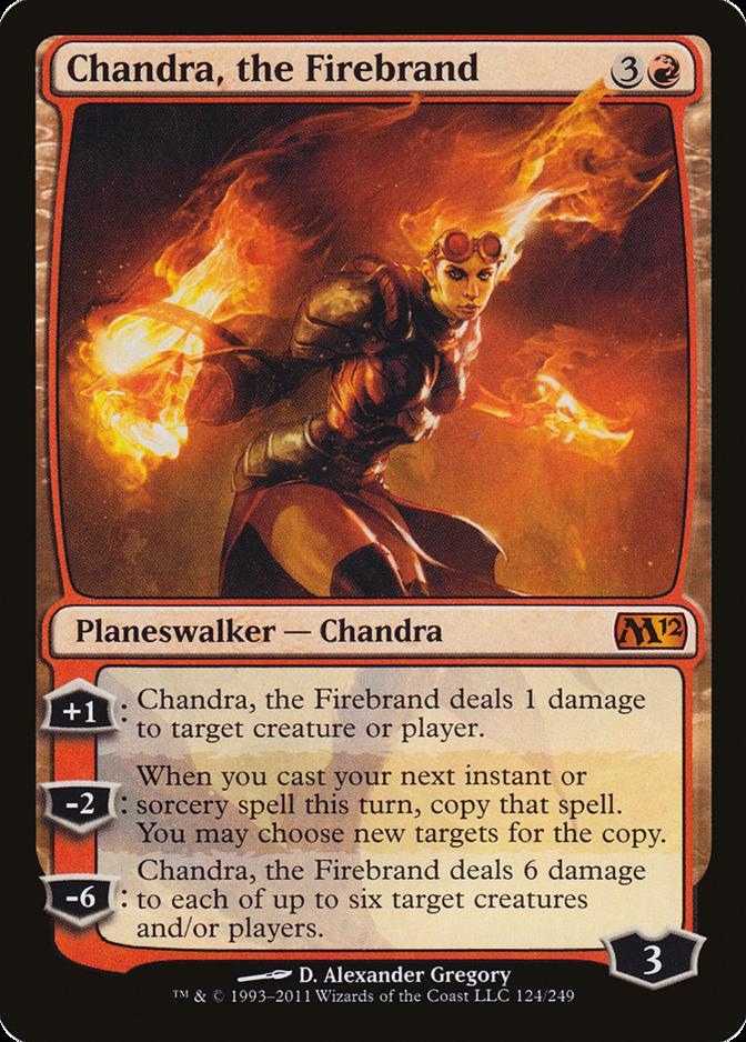 Chandra, the Firebrand [M12]