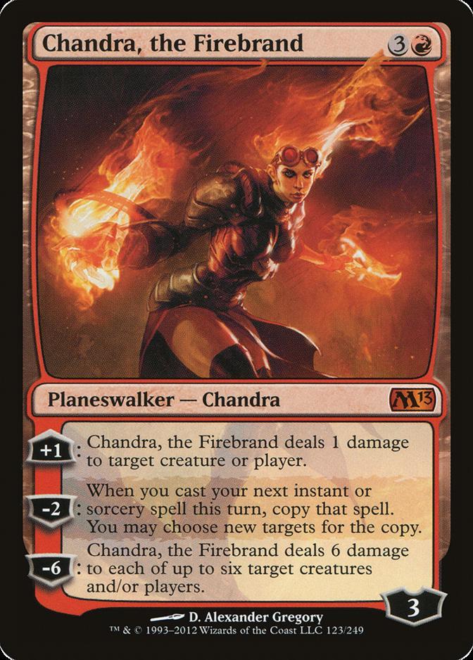 Chandra, the Firebrand [M13]