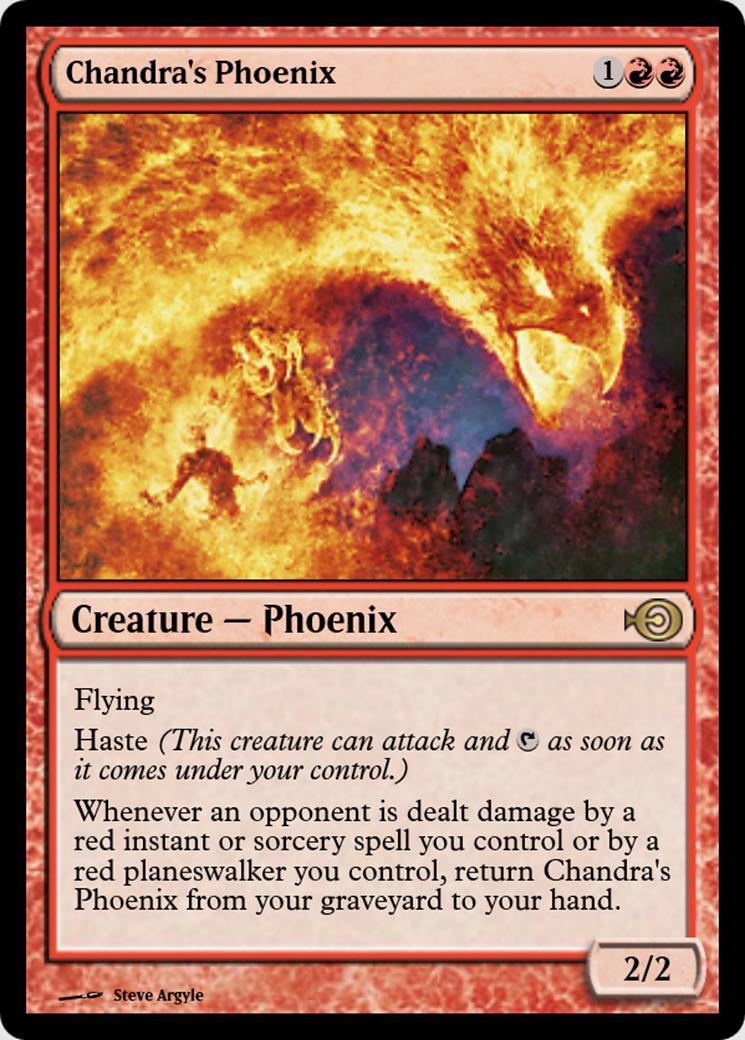 Chandra's Phoenix [PRM]
