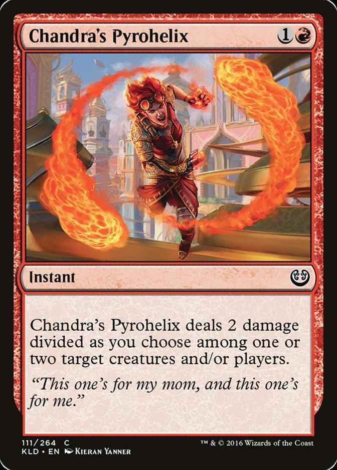 Chandra's Pyrohelix [KLD]