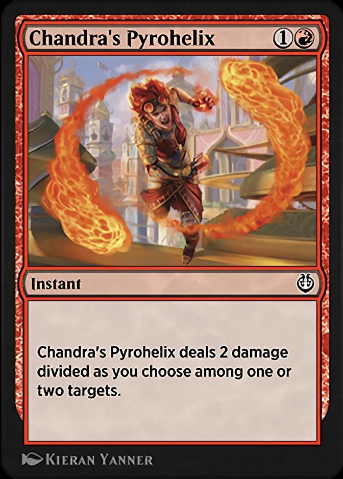 Chandra's Pyrohelix [KLR]