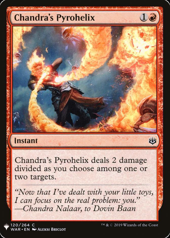 Chandra's Pyrohelix [MB1]