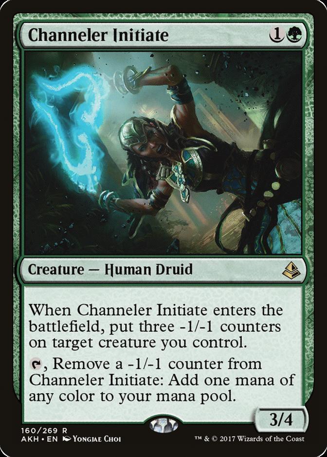 Channeler Initiate [AKH]
