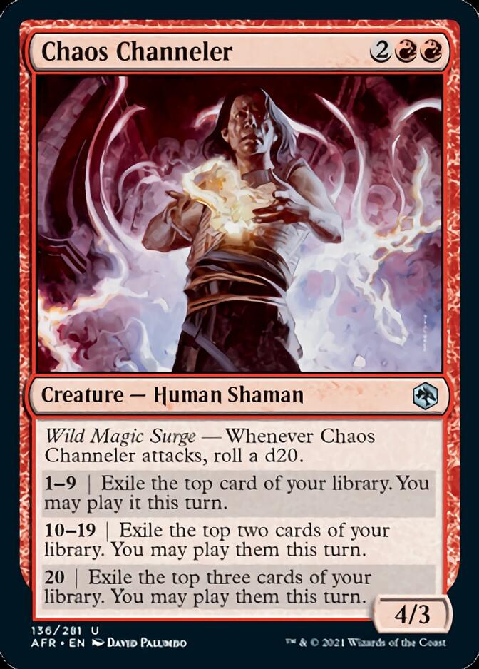 Chaos Channeler [AFR]