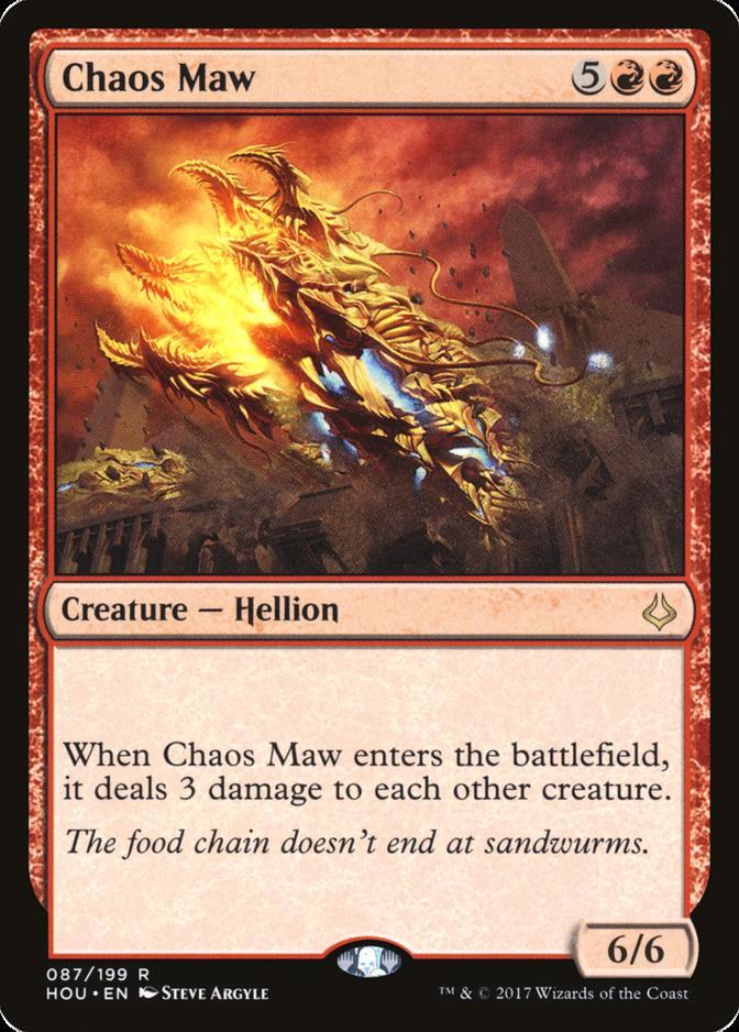 Chaos Maw [HOU]
