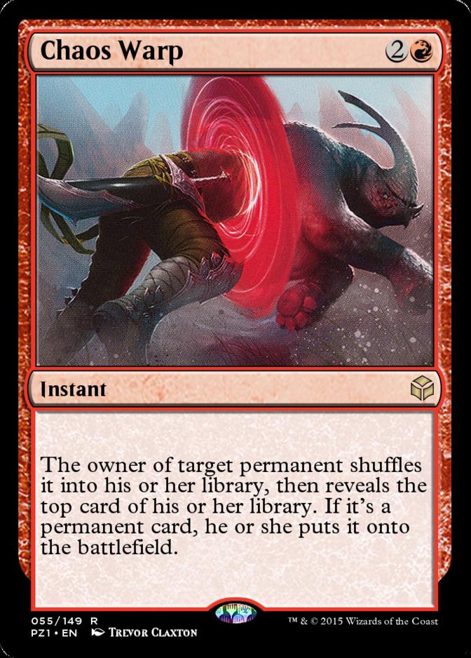 Chaos Warp [PZ1]