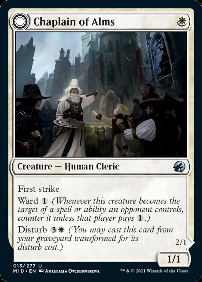 Chaplain of Alms [MID]